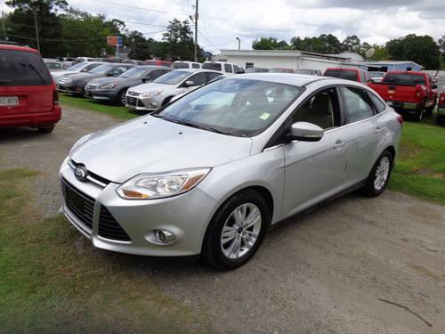 2012 ford focus 4 dr sedan sel for sale in baxley georgia classified. Black Bedroom Furniture Sets. Home Design Ideas