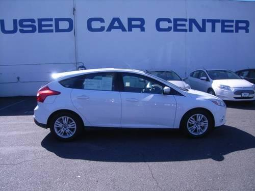 2012 ford focus 4d hatchback sel for sale in sunnyvale california classified. Black Bedroom Furniture Sets. Home Design Ideas