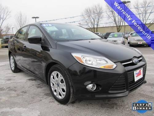 2012 ford focus 4d sedan se for sale in mukwonago wisconsin classified. Black Bedroom Furniture Sets. Home Design Ideas