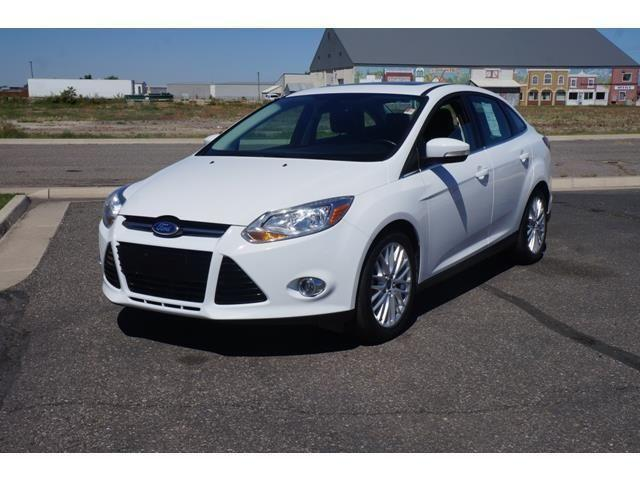 2012 ford focus 4d sedan sel for sale in colona colorado classified. Black Bedroom Furniture Sets. Home Design Ideas