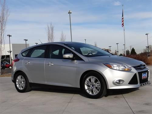 2012 Ford Focus 4dr Car Sel For Sale In Reno Nevada