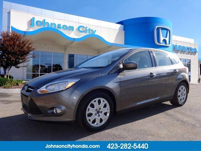 2012 ford focus 5 dr hatchback se for sale in johnson city tennessee classified. Black Bedroom Furniture Sets. Home Design Ideas