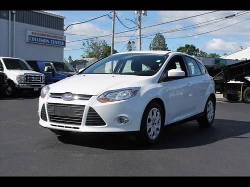 2012 ford focus hatchback se for sale in milford connecticut classified. Black Bedroom Furniture Sets. Home Design Ideas