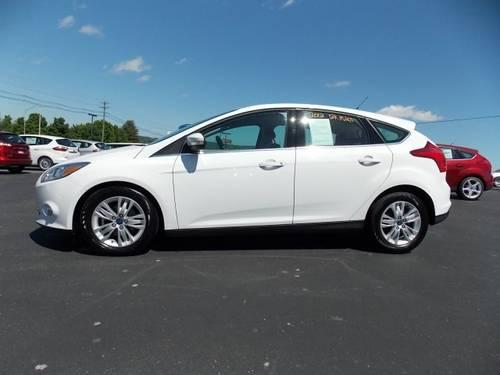 2012 ford focus hatchback sel for sale in sweetwater tennessee classified. Black Bedroom Furniture Sets. Home Design Ideas