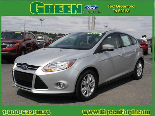 2012 Ford Focus Hatchback SEL
