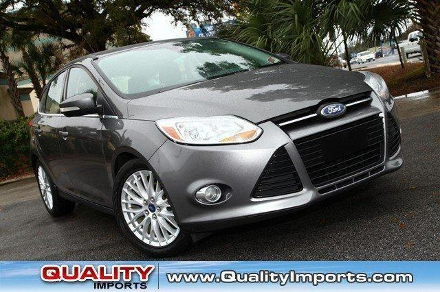 2012 ford focus hatchback sel for sale in fort walton beach florida classified. Black Bedroom Furniture Sets. Home Design Ideas