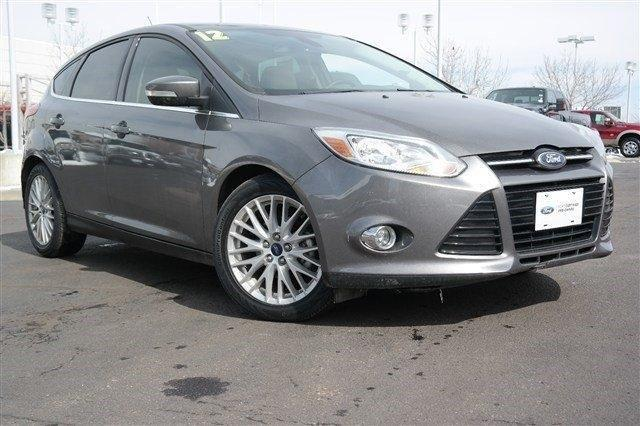 2012 ford focus hatchback sel for sale in denver colorado classified. Black Bedroom Furniture Sets. Home Design Ideas