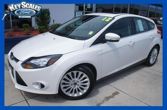 2012 ford focus hatchback titanium for sale in leesburg florida classified. Black Bedroom Furniture Sets. Home Design Ideas