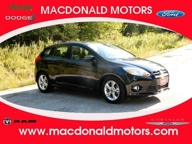 2012 ford focus se 4dr hatchback for sale in bridgton