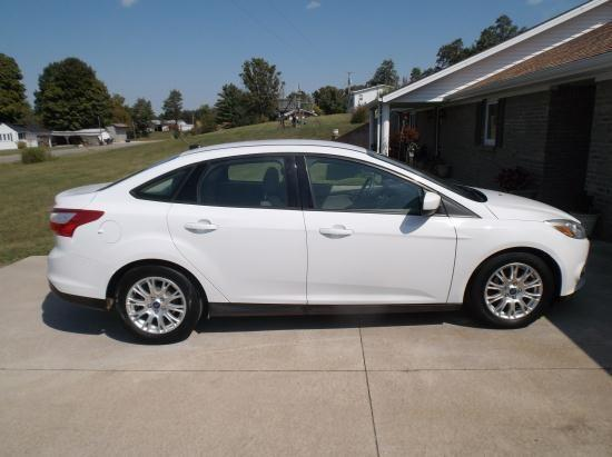 2012 ford focus se for sale in hardyville kentucky classified. Black Bedroom Furniture Sets. Home Design Ideas