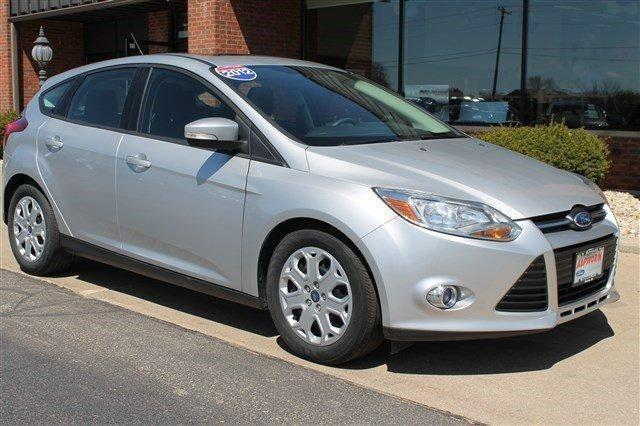 2012 ford focus se for sale in monroe wisconsin classified. Black Bedroom Furniture Sets. Home Design Ideas