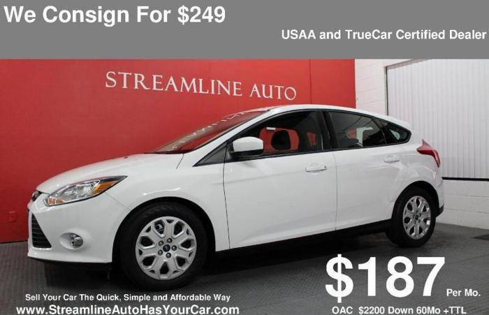 2012 ford focus se hatchback for sale in rancho california california classified. Black Bedroom Furniture Sets. Home Design Ideas