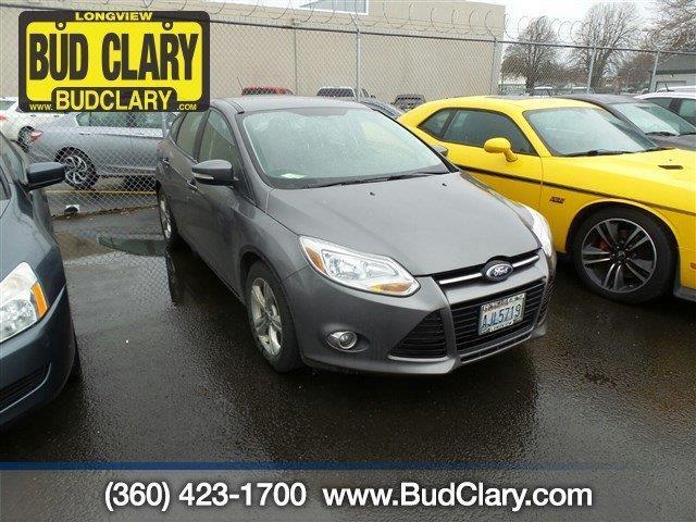 2012 Ford Focus Se Se 4dr Hatchback For Sale In Longview