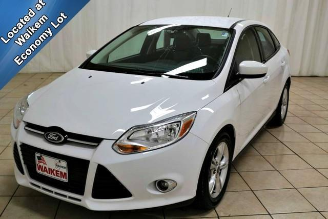 2012 ford focus se se 4dr sedan for sale in massillon ohio classified. Black Bedroom Furniture Sets. Home Design Ideas