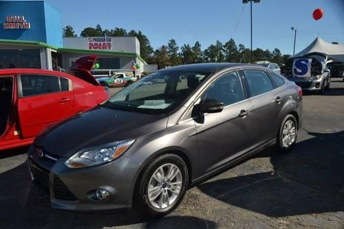 2012 ford focus sedan 4dr sdn sel sedan for sale in southern pines north carolina classified. Black Bedroom Furniture Sets. Home Design Ideas