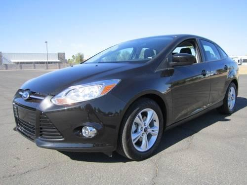 2012 ford focus sedan se for sale in mesa arizona classified. Black Bedroom Furniture Sets. Home Design Ideas