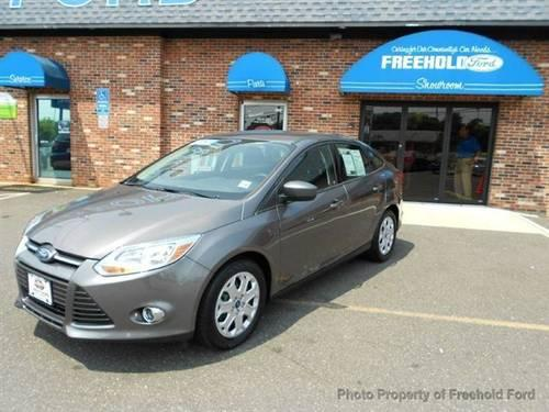2012 ford focus sedan se sedan for sale in east freehold new jersey classified. Black Bedroom Furniture Sets. Home Design Ideas