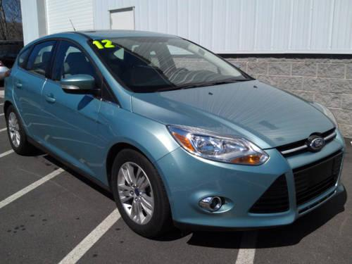 2012 ford focus sel for sale in middlebury connecticut classified. Black Bedroom Furniture Sets. Home Design Ideas