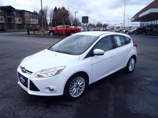 2012 ford focus sel sel 4dr hatchback for sale in gresham oregon classified. Black Bedroom Furniture Sets. Home Design Ideas