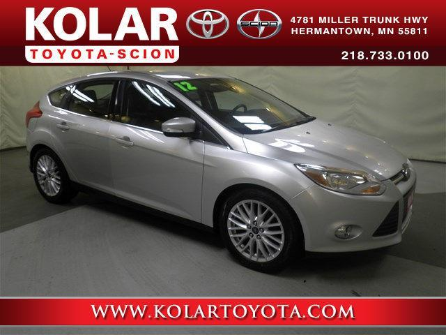 Kolar Toyota Duluth Minnesota >> 2012 Ford Focus SEL SEL 4dr Hatchback for Sale in Duluth ...