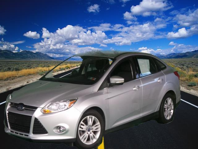 2012 Ford Focus Sel Sel 4dr Sedan For Sale In Briarcliff