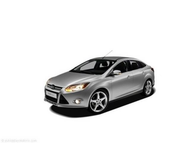 2012 Ford Focus SEL SEL 4dr Sedan