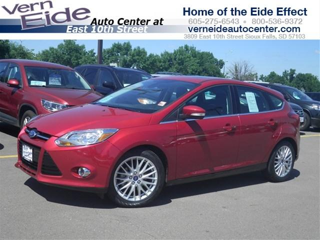 2012 ford focus sel sioux falls sd for sale in sioux falls south dakota classified. Black Bedroom Furniture Sets. Home Design Ideas