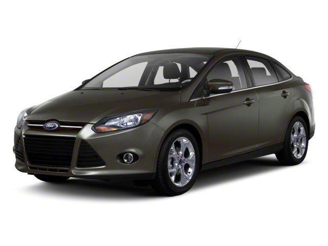 2012 Ford Focus Titanium Titanium 4dr Sedan