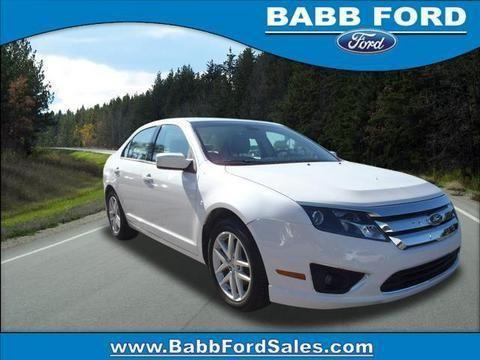 2012 ford fusion 4 door sedan for sale in reed city michigan classified. Black Bedroom Furniture Sets. Home Design Ideas