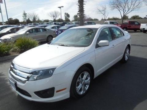 2012 ford fusion 4 door sedan for sale in corning california classified. Black Bedroom Furniture Sets. Home Design Ideas