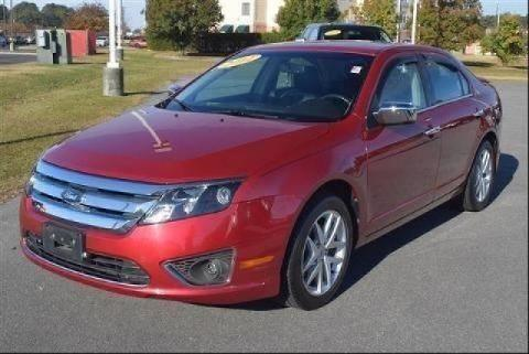 2012 ford fusion 4 door sedan for sale in goldsboro north carolina classified. Black Bedroom Furniture Sets. Home Design Ideas