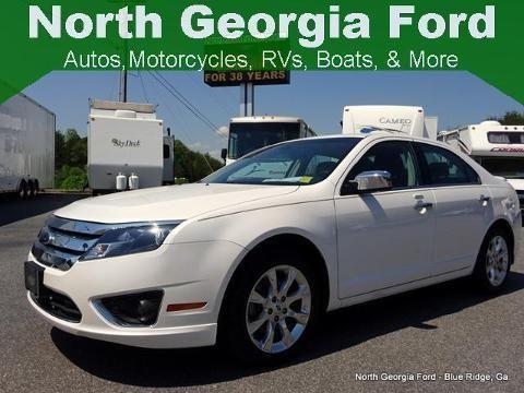 2012 ford fusion 4 door sedan for sale in blue ridge georgia classified. Black Bedroom Furniture Sets. Home Design Ideas