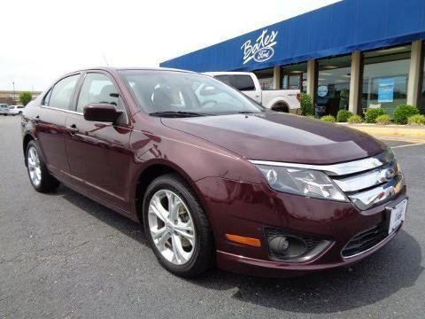 2012 ford fusion 4 door sedan for sale in lebanon tennessee classified. Black Bedroom Furniture Sets. Home Design Ideas