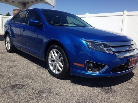 2012 ford fusion 4 door sedan for sale in hollister idaho classified. Black Bedroom Furniture Sets. Home Design Ideas