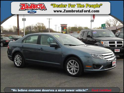 2012 ford fusion 4 dr sedan sel for sale in zumbrota minnesota classified. Black Bedroom Furniture Sets. Home Design Ideas