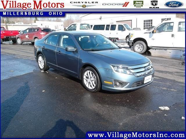2012 ford fusion 4d sedan sel for sale in becks mills ohio classified. Black Bedroom Furniture Sets. Home Design Ideas