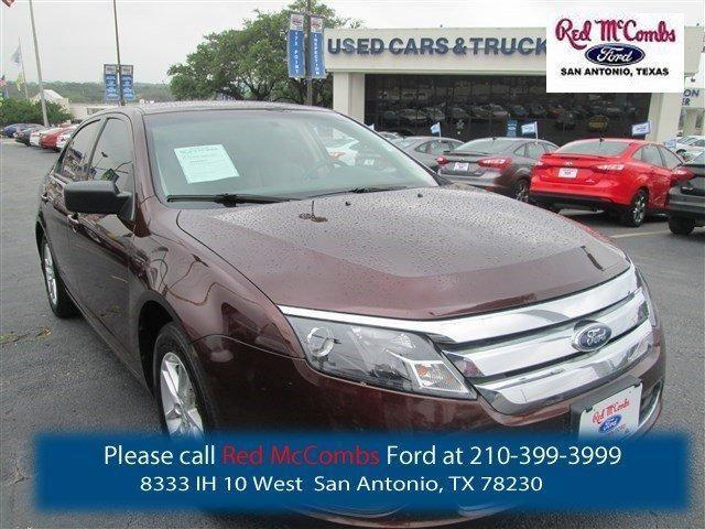 2012 ford fusion 4dr car s for sale in san antonio texas classified. Black Bedroom Furniture Sets. Home Design Ideas