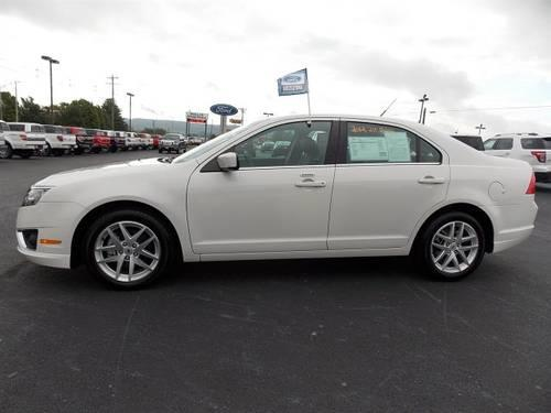 2012 ford fusion 4dr car sel for sale in sweetwater tennessee. Cars Review. Best American Auto & Cars Review