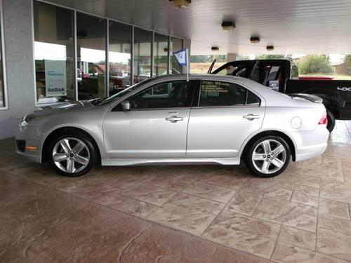 2012 ford fusion 4dr car sport for sale in sweetwater tennessee. Cars Review. Best American Auto & Cars Review