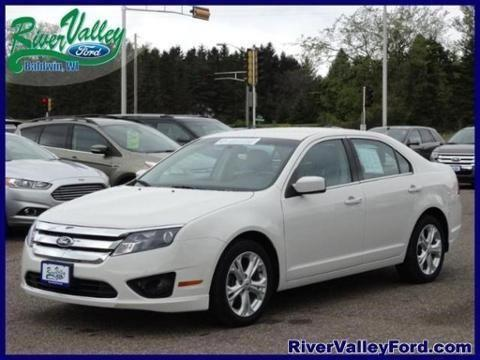 2012 ford fusion for sale in baldwin wisconsin classified. Cars Review. Best American Auto & Cars Review