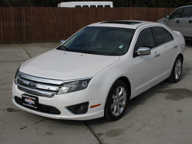 2012 Ford Fusion Awd Sel 4dr Sedan For Sale In Marysville