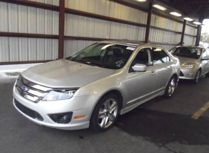 2012 ford fusion fwd v6 sport for sale in dania florida classified. Black Bedroom Furniture Sets. Home Design Ideas