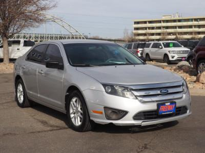 2012 Ford Fusion S S 4dr Sedan