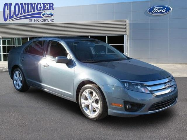2012 ford fusion se 4dr sedan for sale in hickory north carolina. Cars Review. Best American Auto & Cars Review