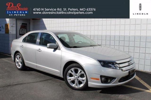 2012 ford fusion se for sale in saint peters missouri classified. Cars Review. Best American Auto & Cars Review