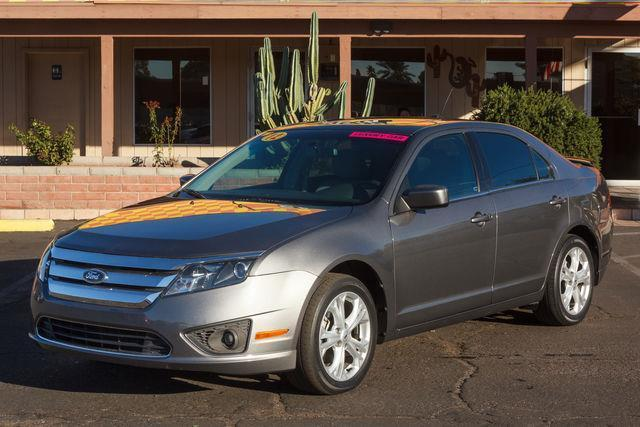 2012 ford fusion se se 4dr sedan for sale in tucson arizona classified. Black Bedroom Furniture Sets. Home Design Ideas
