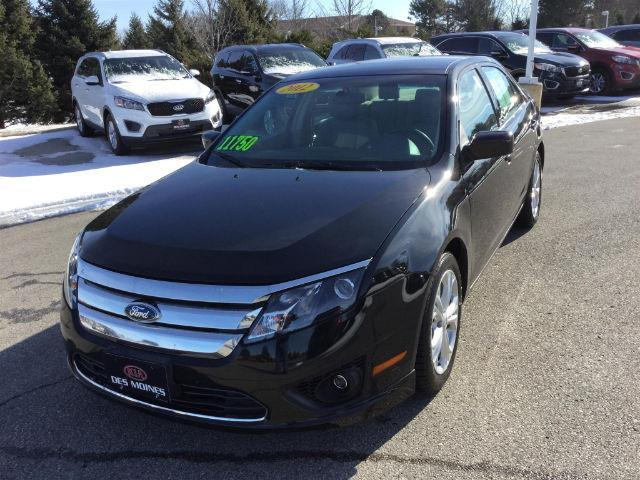 2012 ford fusion se se 4dr sedan for sale in des moines iowa classified. Black Bedroom Furniture Sets. Home Design Ideas