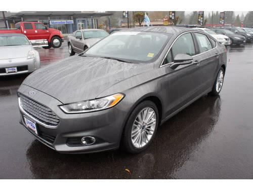 2012 ford fusion se v6 for sale in mcminnville oregon classified. Cars Review. Best American Auto & Cars Review