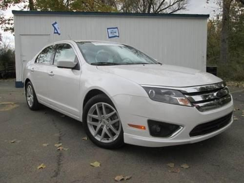 2012 ford fusion sedan 4 door for sale in brooklyn michigan. Cars Review. Best American Auto & Cars Review