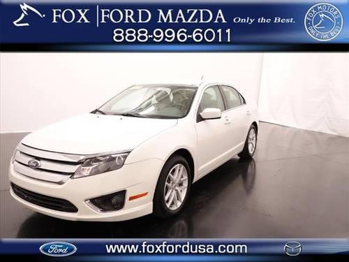 2012 ford fusion sedan awd sel awd for sale in grand rapids michigan classified. Black Bedroom Furniture Sets. Home Design Ideas
